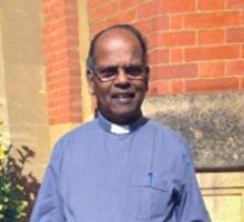 Reverend Dr Israel Selvanayagam
